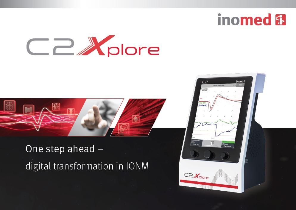 C2 Xplore Nerve Monitor Inomed